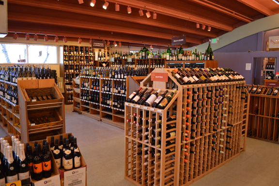 best wine shop america us